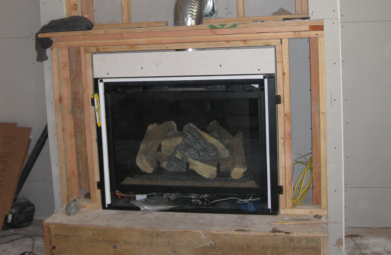 Gas Fireplace Charlotte, NC | The Hearth Doctor, Inc.